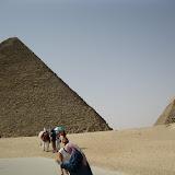 Egypt - Cairo - Pyramids