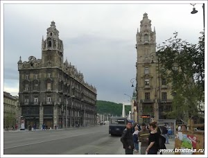 Будапешт. Май. Фото С. Загребной. www.timeteka.ru