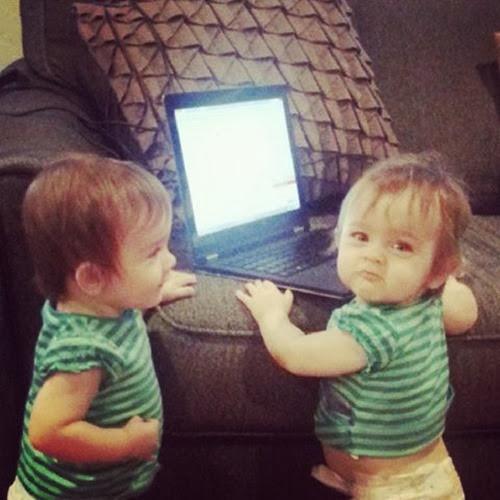 twins blogging