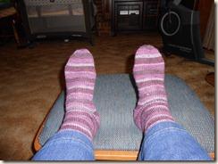 Deborah Norville Serenity sock weight Violas