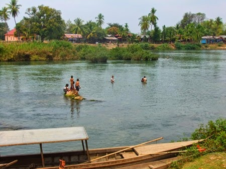 Don Khon, Laos