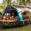 1 Night Standard Kerala Houseboat Cruise from Kumarakom to Alappuzha  1 Bedroom