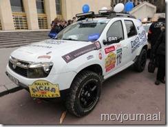 Voorbereiding op de Rally in Marokko 2013 13