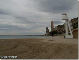 Playa de la Albufereta - Alicante