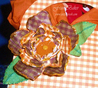 Flower Close-up_Fall Theme Bag