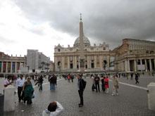 """Площада """"Свети Петър"""""""