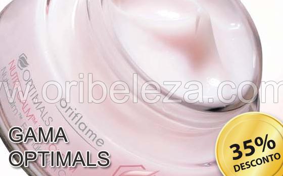 Gama Optimals – Catálogo 11/2011 da Oriflame