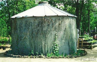 Grain Bin 2000