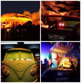 convention 2014_radiator springs cars ride