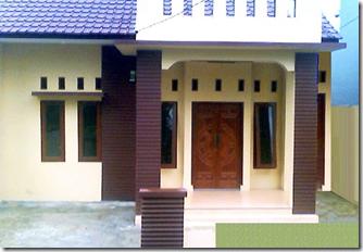 contoh gambar rumah tipe 45