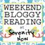 WeekendBloggyReading