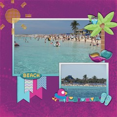 Romajo - Magical Memories 3 - Beach