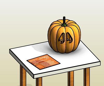 PumpkinScene