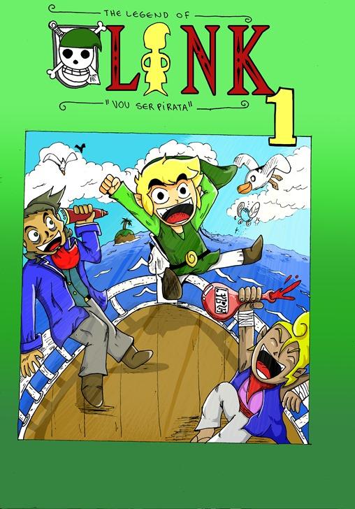 Capa - Volume 1