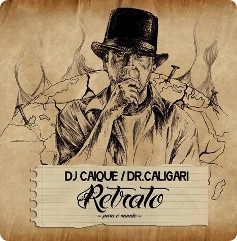 Dj Caique - Dr.Caligari (Capa)