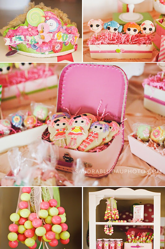 Lalaloopsy Girl Birthday Party