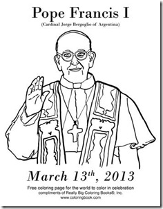 New-Pope-coloring-page
