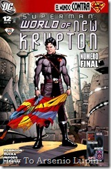 P00026 - Last Stand of New Krypton #12