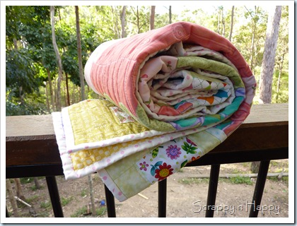 Kates quilt roll up