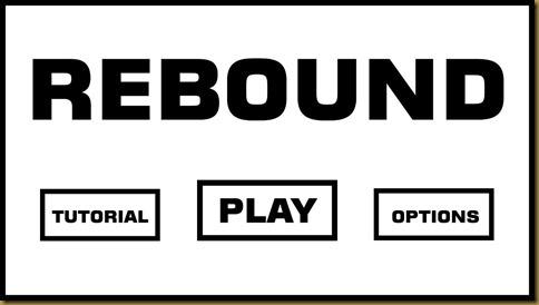 Reboundタイトル