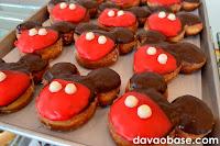 Mickey donuts at Go Nuts Donuts Abreeza