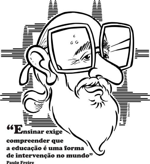 imagem grátis de paulo freire