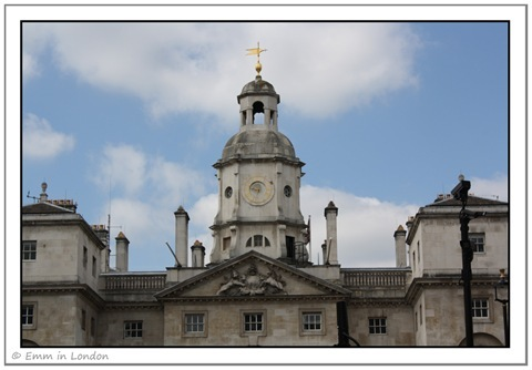 Horse Guards Clock Tower