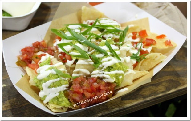 Good Food and Wine Show 2014 - Corn Chips with Sour Cream © BUSOG! SARAP! 2014