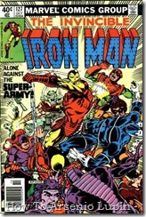 P00026 - El Invencible Iron Man #127
