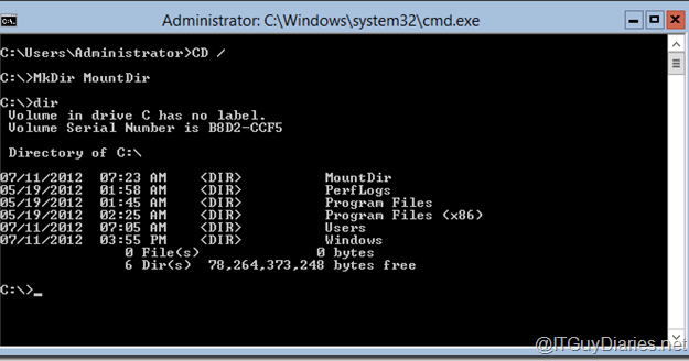 it guy diaries converting windows server 2012 from a server core to a