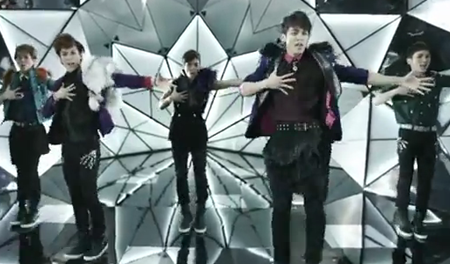 SHINee - Dazzling Girl music video