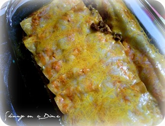 final enchiladas
