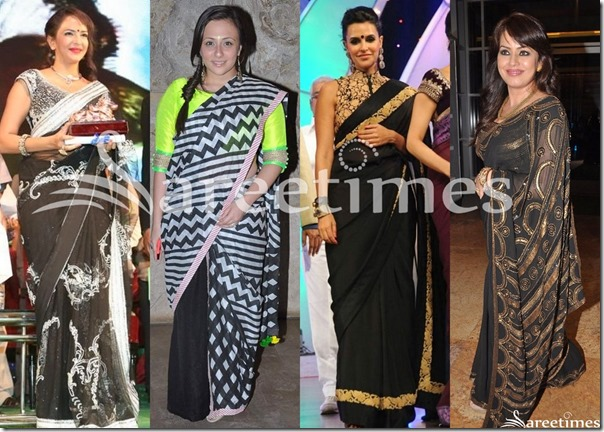 Latest_Black_Sarees_2013 (6)