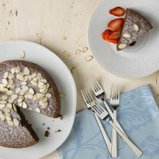 Chocolate Toasted Almond Torte