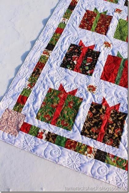 Tamarack Shack: Flurry Quilt : flurry quilt pattern - Adamdwight.com