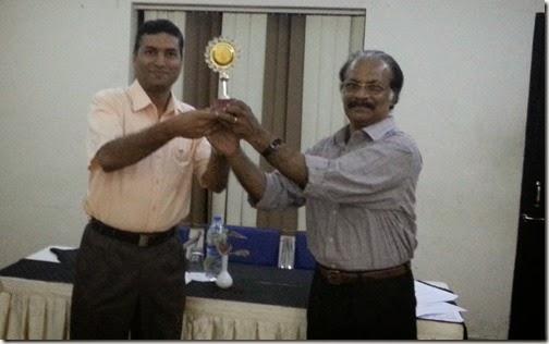 Best Evaluator Praveen