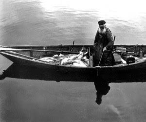 NW heritage fishing dory