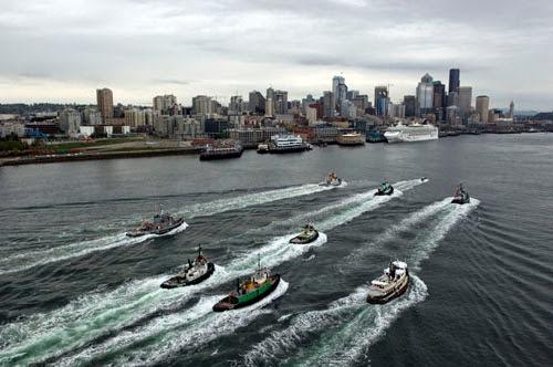 Maritime Fest race