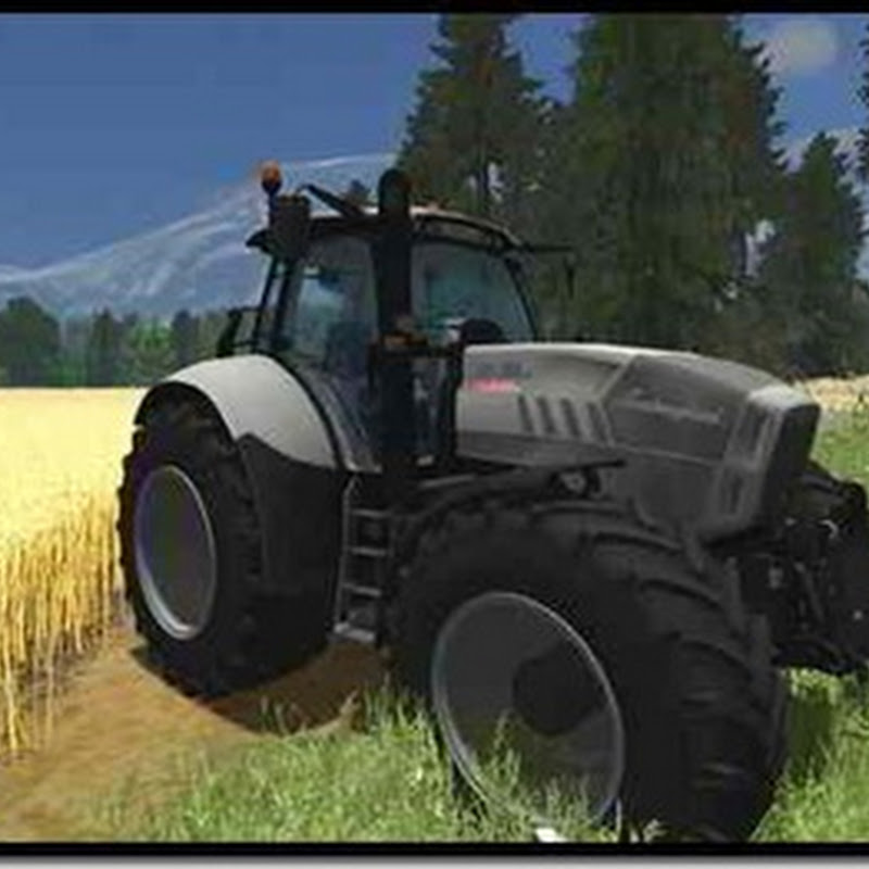 Farming simulator 2011 - Lamborghini R6 190 DCR