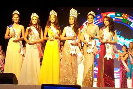 Miss Tourism International 2012/2013 is Miss Philippines Rizzini Gomez