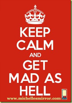 keep calm msd as hell copy