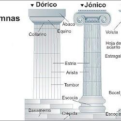 13 - columnas griegas