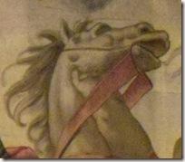 Caballo de Sancho el Fuerte - Palacio de Navarra