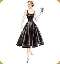 Dress Pattern V2902_2