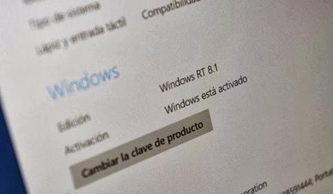 Cómo instalar actualización de Windows 8.1