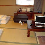 japanese style room at kyoto dai-ni hotel in Kyoto, Kyoto, Japan