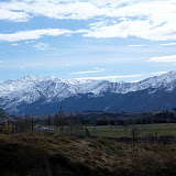 The View From Chard Farm - Gibbston, New Zealand