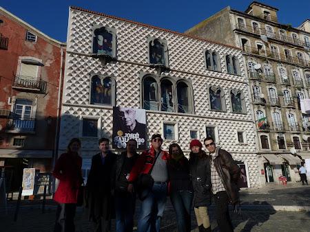Tur gratuit Lisabona