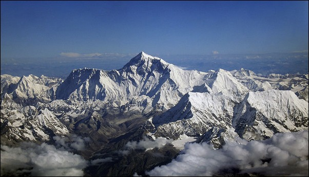 قمة ايفرست Everest