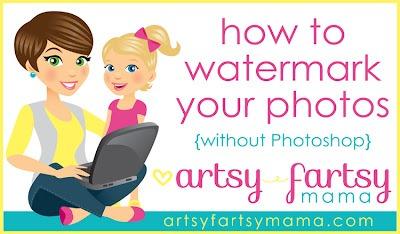 DIY Watermarking AFM